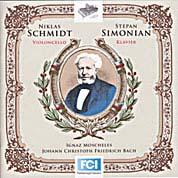 Cover Moscheles Schmidt-Simonian
