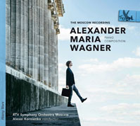 Alexander Maria Wagner COVER