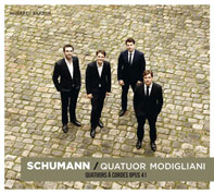 Schumann Modigliani COVER