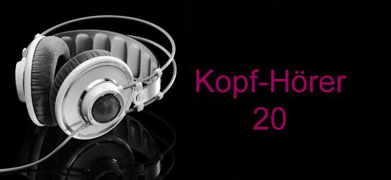 Kopf-Hörer 20 – Oper, Oper, Oper