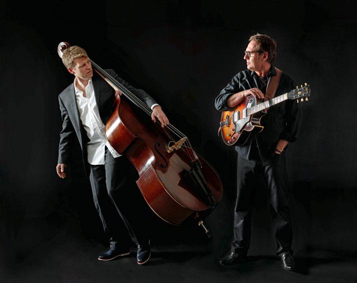 Martin Wind und Ulf Meyer in concert