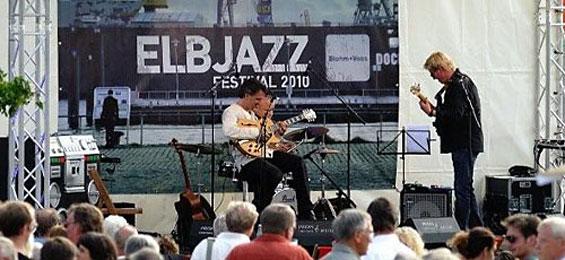 Nachlese: Jazz-Picknick auf den Marco-Polo-Terrassen