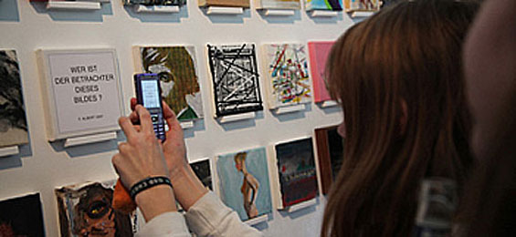 Kunst und Kultur - kurz vorgestellt: 400 Schüler zeigen ihre Kunst