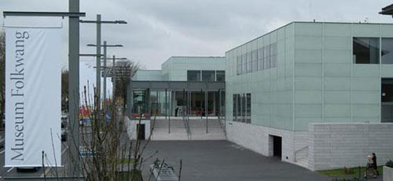 Ausstellung im neueröffneten Essener Folkwang Museum