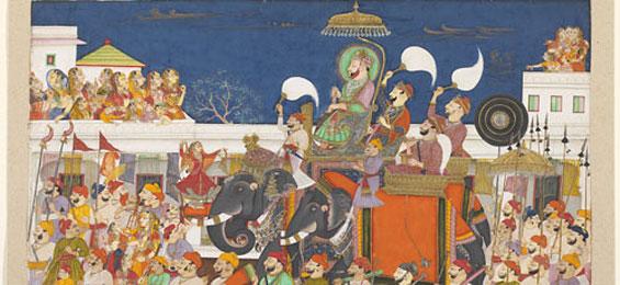 Maharaja – Die Pracht der indischen Fürstenhöfe