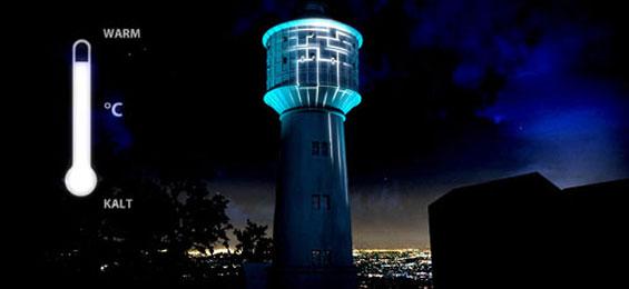 KELVIN - Ein einzigartiges Lichtkunstwerk für Neumünster