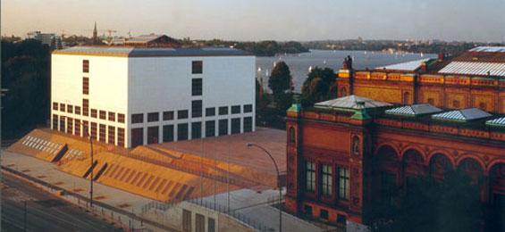 Kunsthalle: Ich bin dann mal geschlossen