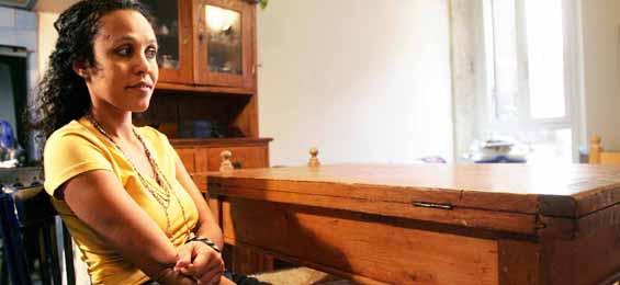 """Die große """"Kleine Mutter"""" aus Somalia - ein Interview mit Cristina Ubax Ali Farah"""