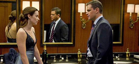 The Adjustment Bureau - Der Plan Matt Damon, Emily Blunt