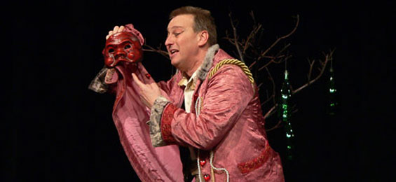 Das Shakespeare-Chamäleon: Bernd Lafrenz