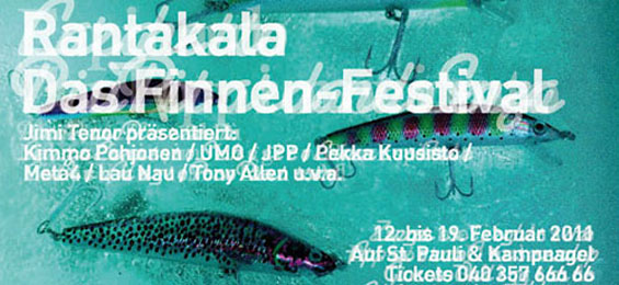 Rantakala - Achtung, die Finnen kommen!
