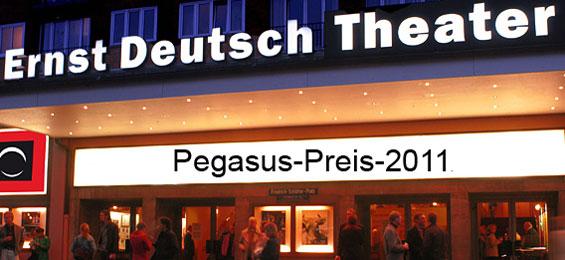 Markanter Strukturwandel - Pegasus-Preis 2011 - Ernst Deutsch Theater