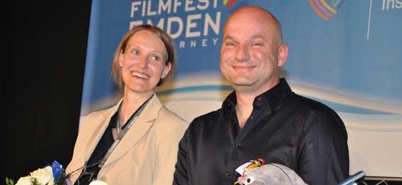 """23. Filmfest Emden Norderney: Drehbuchpreis für """"Freistatt"""" - Nicole Armbruster, Marc Brummond"""