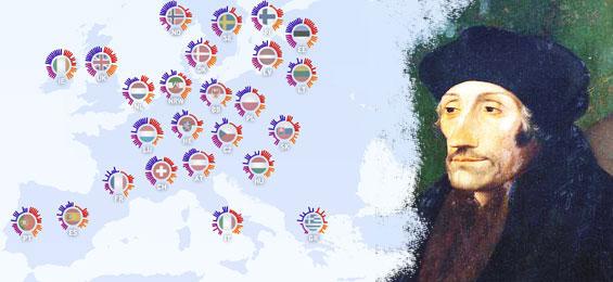 Wie human sind die Humanities? Erasmus von Rotterdam