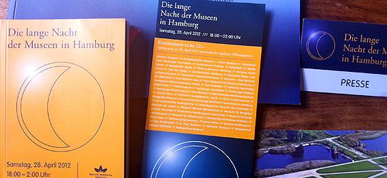 12. Lange Nacht der Museen in Hamburg