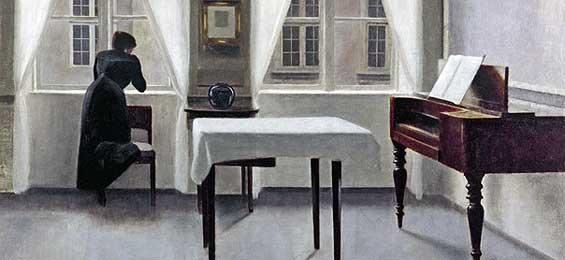 Hammershøi und Europa – Ein dänischer Künstler um 1900