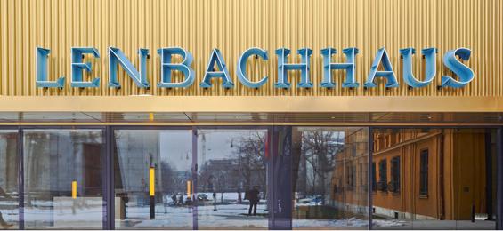 Das neue Lenbachhaus in München hat endlich eröffnet
