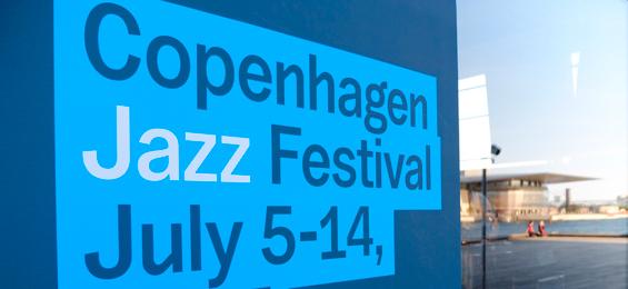 Copenhagen Jazz Festival - eine Stadt atmet gerade Jazz
