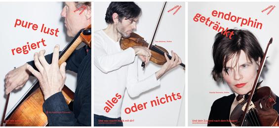 """""""Resonanzen"""" Reloaded – eine Konzertreihe mit Prozesskultur - Ensemble Resonanz"""