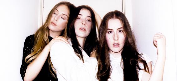 Hype um Haim: Mädels-Trio aus Kalifornien mischt den Pop-Rock auf