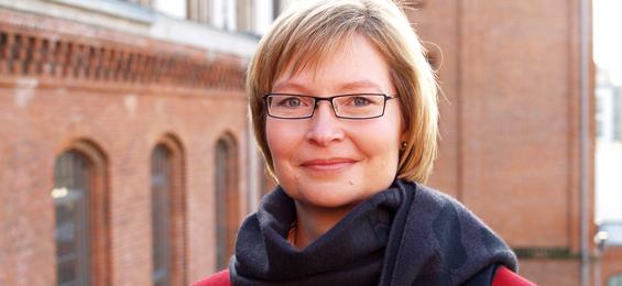 Kirsten Baumann will das Landesmuseum Schloss Gottorf auf Kurs bringen