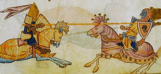 KlassikKompass – Musik im Mittelalter: Blut der Schlachten und Mut der Helden. Die Kreuzzüge