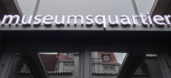 Museumsquartier St. Annen - Lübeck
