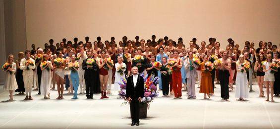 Zu Ehren von John Neumeier - Nijinsky Gala