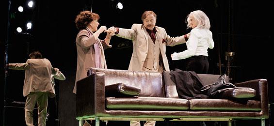 """Yasmina Reza """"Ihre Version des Spiels"""" im St. Pauli Theater"""