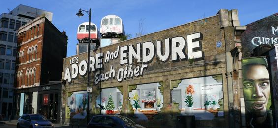 Shoreditch und Spitalfields – Londons East End im Wandel