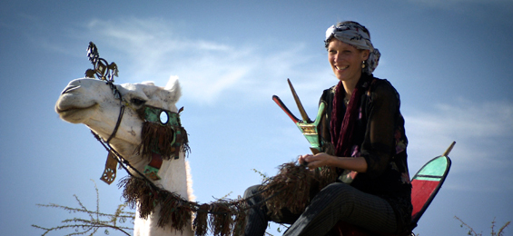 """Woodstock in Timbuktu – die Kunst des Widerstands"""