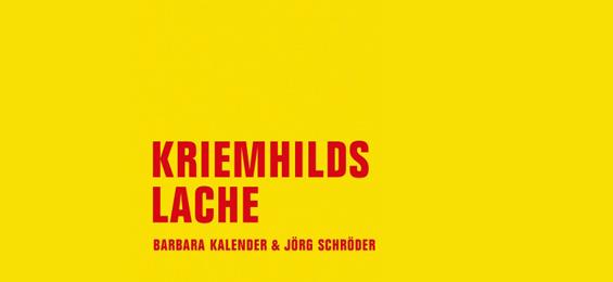 """Verleger-Latein: """"Kriemhilds Lache"""""""