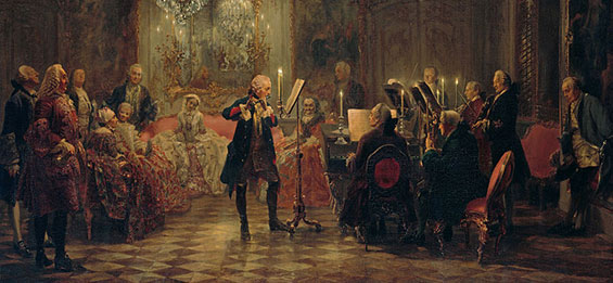 Carl Philipp Emanuel Bach. Das Zeitalter des Wandels. Ein Gespräch (Teil 1)