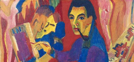 Ernst Ludwig Kirchner – Jan Wiegers