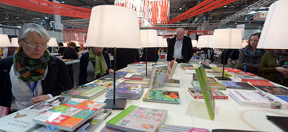 """""""Sidekick"""" zur Leipziger Buchmesse 2014"""