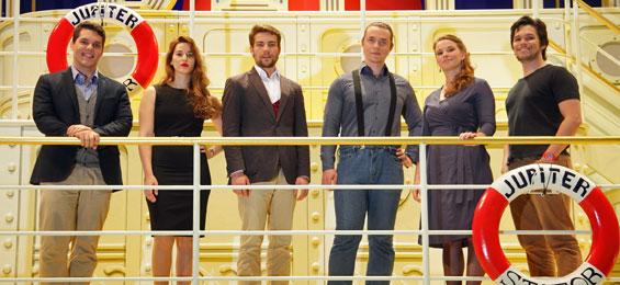 20 Jahre Internationales Opernstudio in Hamburg Foto JKipping