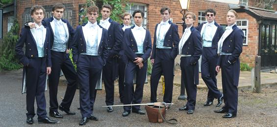 """""""The Riot Club"""". Willkommen bei den bornierten Rowdys der britischen Oberschicht"""