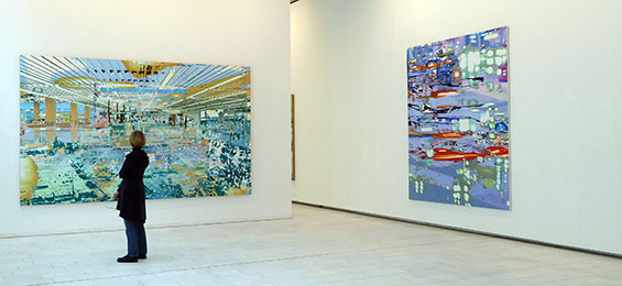 Corinne Wasmuht: Supraflux - Kunsthalle zu Kiel