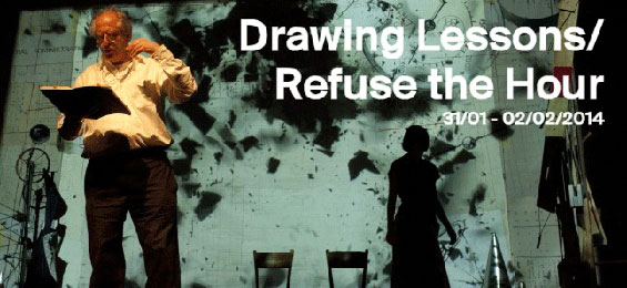 William Kentridge: Schlüsselbilder im Kopf - Gesamtkunstwerk auf der Bühne