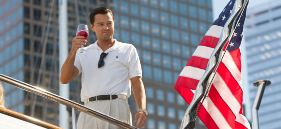 """The Wolf of Wall Street"" – Ekel, Guru oder Gangster?"