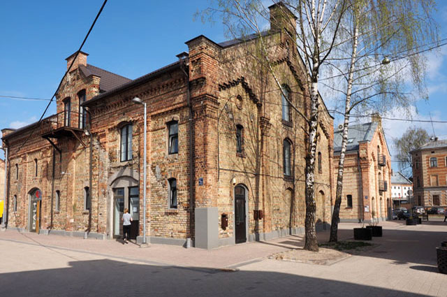 Kreativquartiere Riga 1