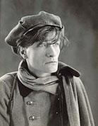 Antonin Artaud. Agence de presse Meurisse