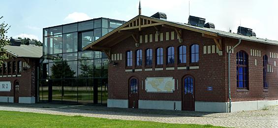 Das Auswanderermuseum BallinStadt auf der Veddel in Hamburg