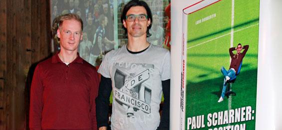 """Paul Scharner: """"Ein eigenes Buch war immer ein Traum!"""""""