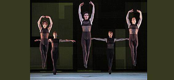 Das Houston Ballet in Hamburg