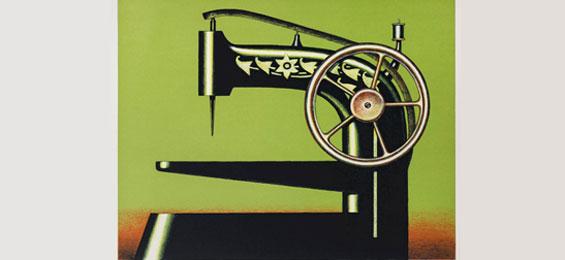 Konrad Klapheck. Das Graphische Werk
