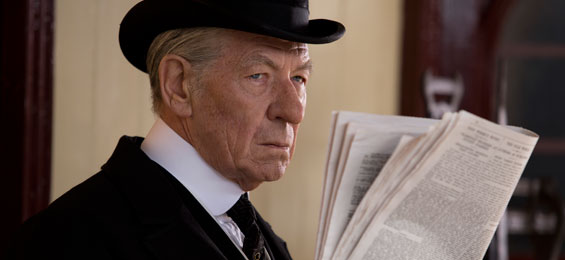Mr. Holmes Film Trailer