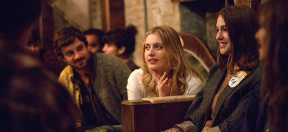 Mistress America Film Trailer