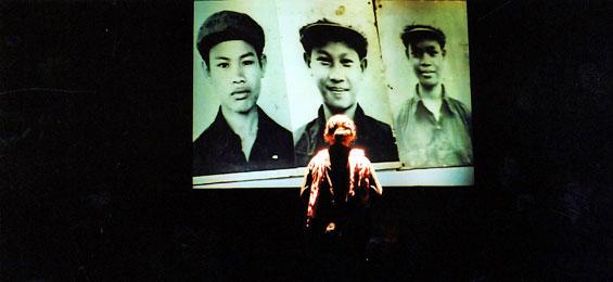 Terreur der Khmer Rouge, Terror der RAF