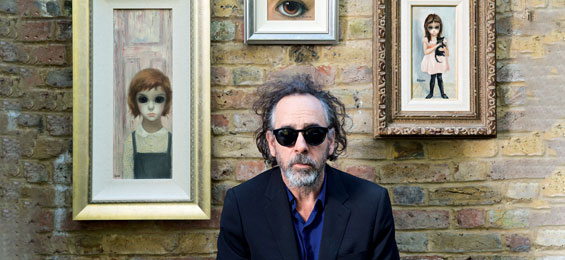 """The World of Tim Burton"""